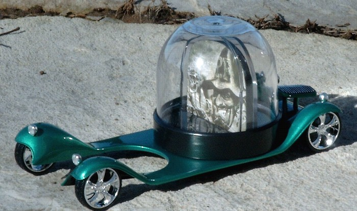 Ed Roth Tribute Built Up