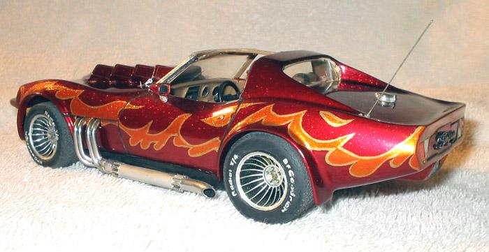 corvette summerCorvette Summer Van
