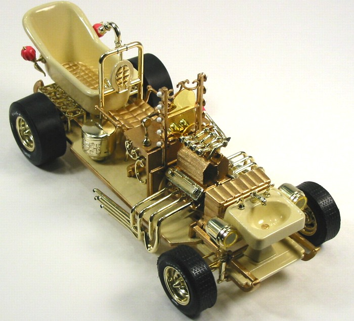 Bathtub Buggy built-up :  bathtub buggy built
