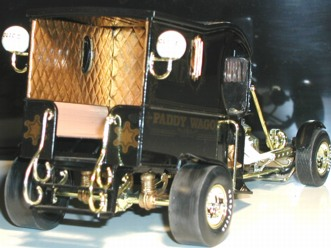 Paddy wagon built up for Classic home designs collierville tn