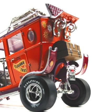 tijuana taxi 1/24 Taxi10