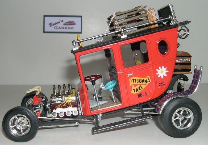 Tom Daniels Tijuana Taxi Model Kit Operation18