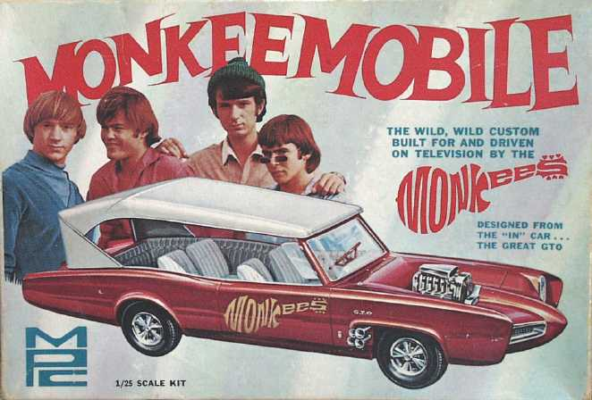 Hot Rod célèbres : 1966 GTO Monkey Mobile Monkeemobile_big